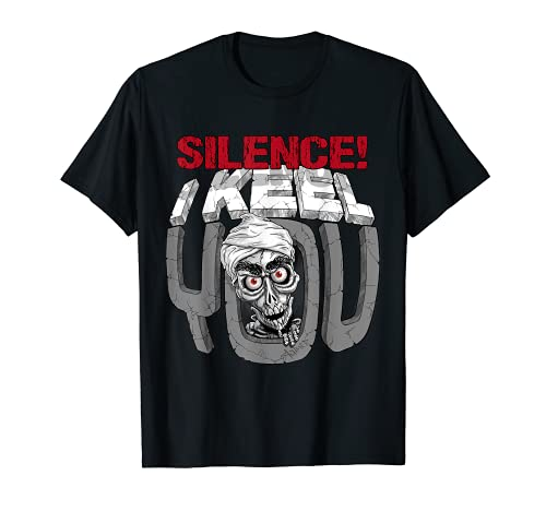 Jeff Dunham Silence! I Keel You Mineral Achmed Shirt