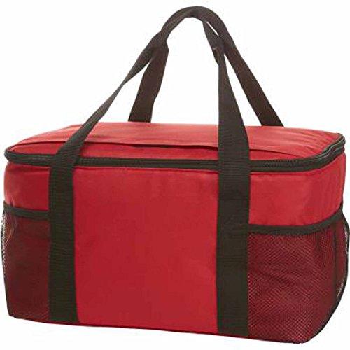 Halfar–Borsa isotermica, borsa isotermica morbida, grande capacità -1812211, rosso (Rosso) - .