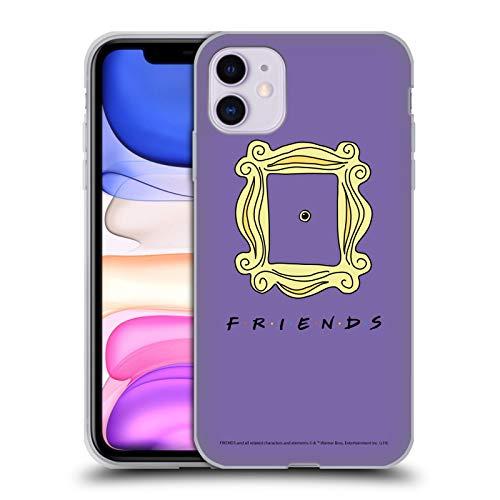Head Case Designs Oficial Friends TV Show Marco Mirilla Icónico Carcasa de Gel de Silicona Compatible con Apple iPhone 11