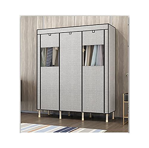 LXZFJW Armario Closet Organizador Textil Plegable Color para Ropa Organizador Ropero Plegable...