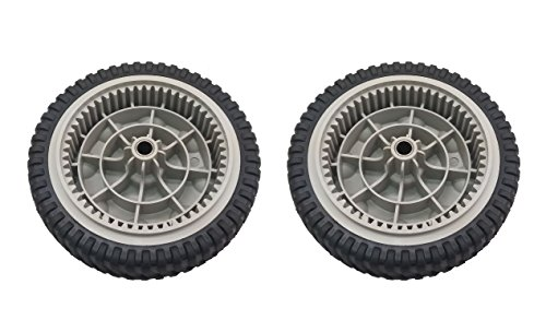 Ximoon (2 Front Drive Self Propel Wheels Lawnmower Wheels for MTD,Troy-Bilt 734-04018C,734-04018B, 734-04018A