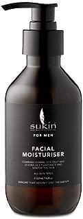 Sukin Men's Facial Moisturiser 225ml