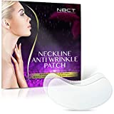 Necklift Anti-Wrinkle Patch | 2021 New Formula | Overnight Smoothing | Lifting & Hydrating Silicone Neckline Patches | Antiaging and Antiwrinkle Beauty Neck Patches | Reusable - 2 stips