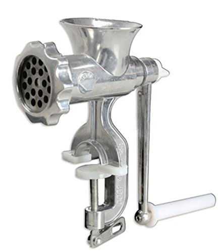 SaySure - Cast Iron Manual Meat Grinder...