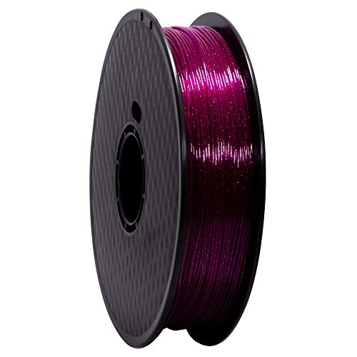 Wanhao Filament: Premium Pet Constellation Purple 1 kg/1.75 mm – 3D Printer Film
