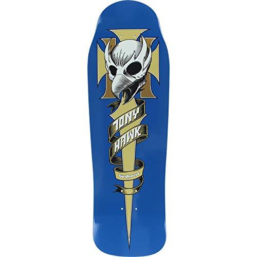 """Birdhouse Skateboards Tony Hawk Crest Old School Skateboard Deck - 9.75"""" x 32"""""""