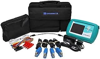 Dranetz DBEP10-4 Energy Platform EP1 Power Analyzers/Datalogger with 4x 1-10A CT's