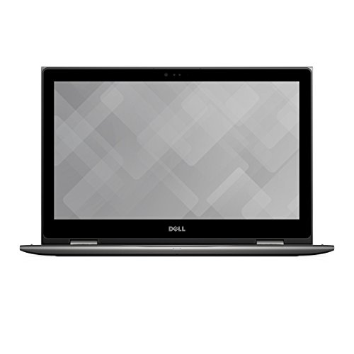Dell Inspiron 15 5000 5579-9672 39,62 cm (15,6 Zoll FHD Touch) Convertible Laptop (Intel Core i5, 8GB RAM, 256GB SSD, Windows 10) silber
