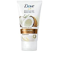 Crema de manos Dove Nourishing