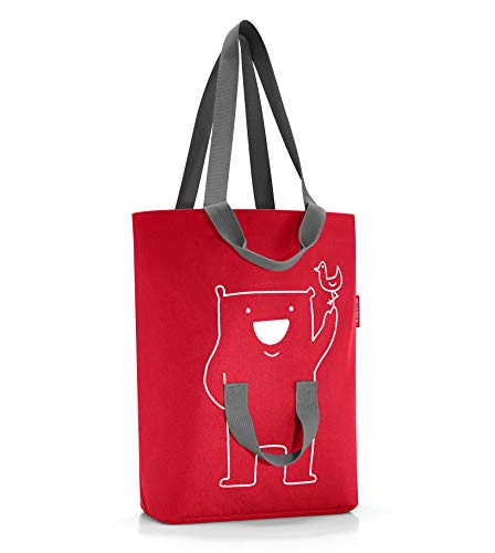 reisenthel familybag 43 x 42 x 15 cm 18 Liter red
