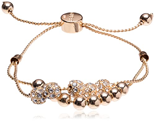 GUESS Gold Bracelet with Stones