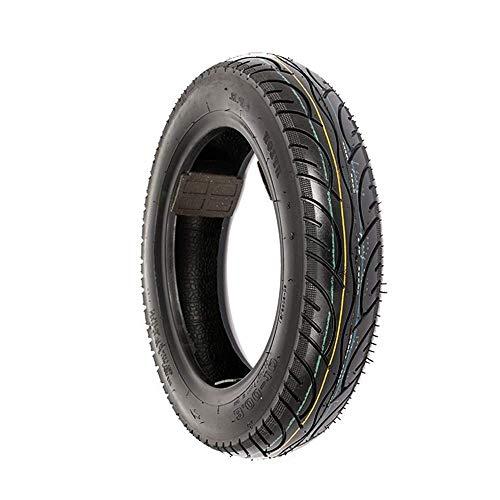 Neumáticos amortiguadores para Scooters eléctricos 3.00-10 8pr Neumático de vacío Reforzado Resistente a los pinchazos, Seguro y Duradero, Adecuado para 14x3.2 / 15x3.0, 185 kg de Carga