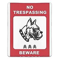 ゲーミング マウスパッド FPSゲーム 犬注意 水洗い 光学式マウス適用 超滑らかで狙った敵を素早くターゲットします PM80 mouse pad(180 x220 x 3 mm)
