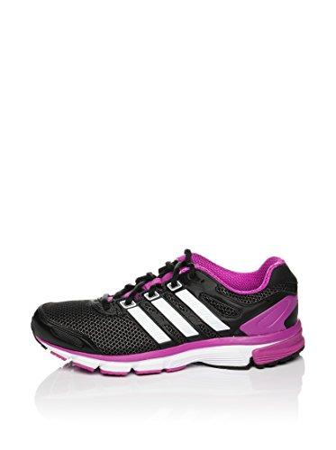 adidas Zapatillas Nova Stability W Negro/Malva/Blanco EU 38 2/3