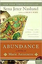 Abundance, Publisher: Harper Perennial