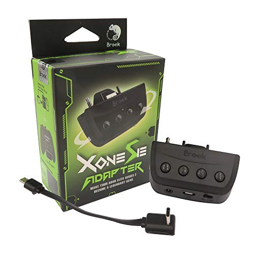 Mcbazel Brook X One SE Adapter for Xbox One/Series S/Series X/PS5/Nintendo Switch/PS4/PC Converter
