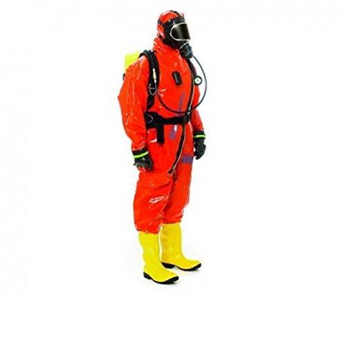 Dräger 0001510Workmaster chemische Schutz-Overall, Größe XL