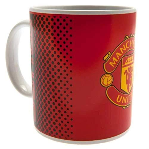 Hy-Pro MUGMU Mug en céramique Motif Manchester United