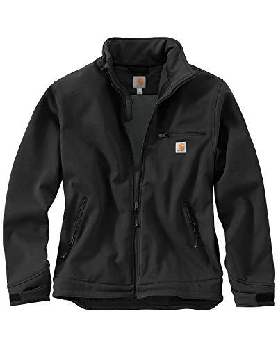 Carhartt Crowley Jacket Ropa de abrigo, Black, S para Hombre