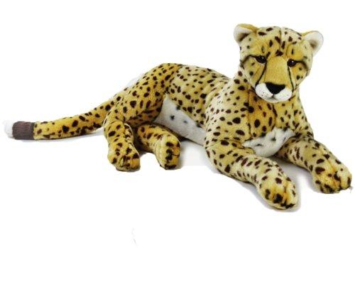 National Geographics Gepard, Stofftier, groß, natürlich