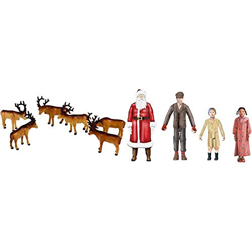 Lionel The Polar Express O Gauge Accessories, People + Caribou Pack