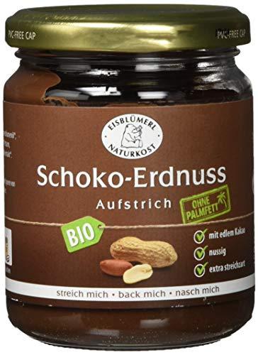 Eisblümerl Schoko-Erdnuss-Aufstrich, 6er Pack (6 x 250 g)