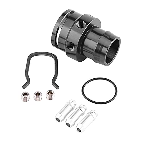 LIUWEI Coche Turbo Boost Tap Aspiruum Sensor Adapter Fit para VW Audi A4 A5 Tsi Jetta/GTI Passat 2.0t Adaptador de automóviles