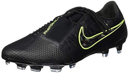 Nike Herren Phantom Venom Elite Fg Fußballschuhe, Black Black Volt, 46 EU