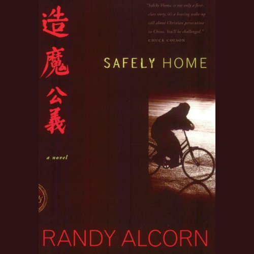 Safely Home audiobook cover art