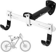 Sportneer Supporto da parete per bici, Gancio per biciclette da interno per bici da strada, Mountain Bike, BMX, Lunghezza ...
