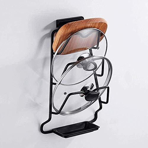 WWWANG Puerta montada en la puerta de la pared Pastilla de tapa, tablero de tablero de tablero de tablero de tablero de tablero de tablero de almacenamiento colgante con estante de desagüe est