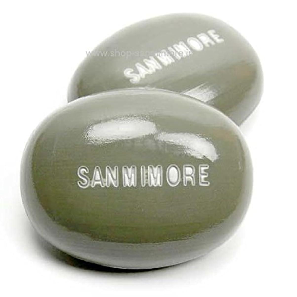 貫通忠実にSANMIMORE(サンミモレ化粧品) くちゃくちゃソープ(75g×2個)