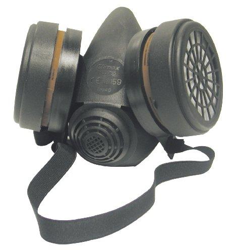 Mecafer 154283 M3 Schutzmaske mit 2 x A1 Filter