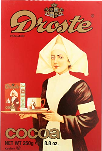 Droste, Unsweetened Cocoa Powder, 8.8 Ounce