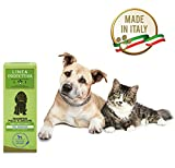 101 love for pet Shampoo Contro Pulci E Zecche per Cani e Gatti, 250 ml