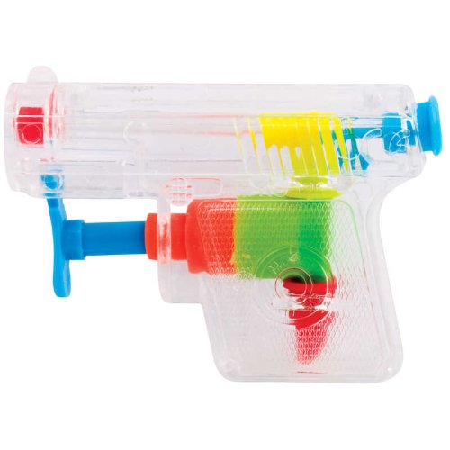 Tobar 10482 mini-waterpistool (speelgoed), gemengd