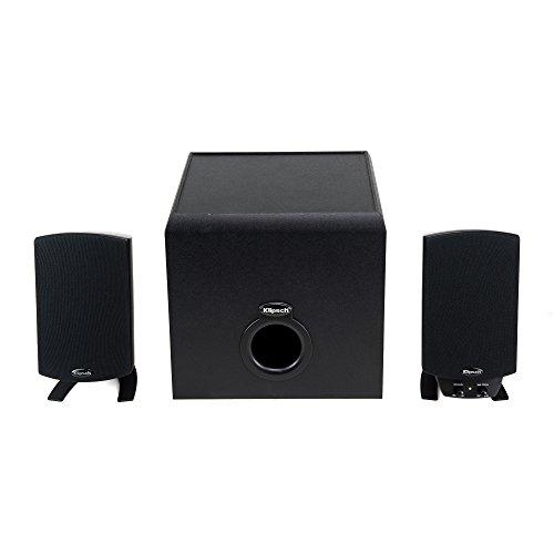 Klipsch ProMedia 2.1 - Sistema de altavoces Bluetooth, color negro