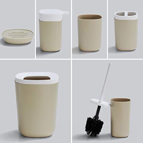 DUFU Juegos de accesorios de baño