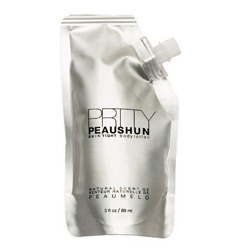 PRTTY PEAUSHUN Skin Tight Body Lotion - Travel Size (Deep Dark) by Prtty Peaushun