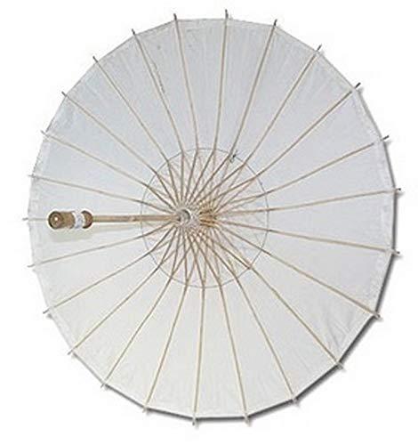 Guarda-chuva japonês japonês japonês oriental de papel parasol para festas de casamento, fotografia, fantasias, decoração de cosplay