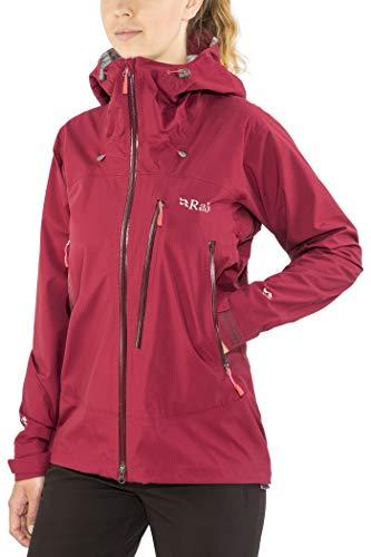 Rab Firewall Jacket Vrouwen rococco Maat L 2019 winterjas