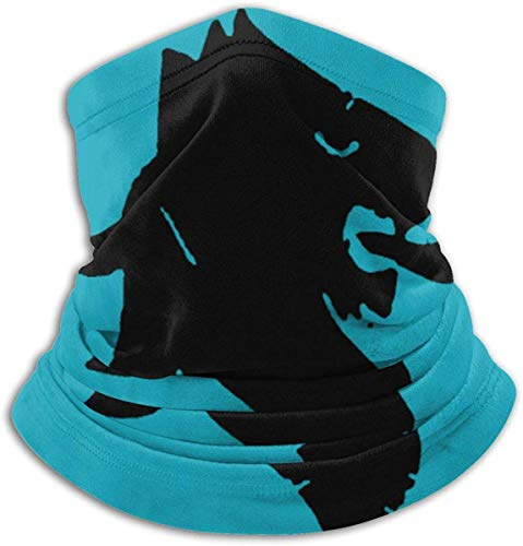 NA Agamemnon Winter Neck Warmer for Men Women Ski Neck Gaiter Cover Face Mask