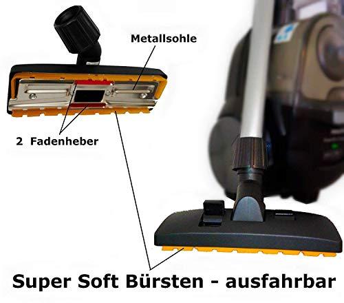 Bürsten-Aufsatz universal 32mm für Samsung Dirt Devil Phillips Bosch Quelle