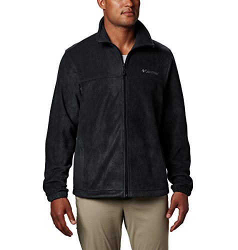 Columbia Herren Steens Mountain Full Zip 2.0 Fleecejacke, Black, L