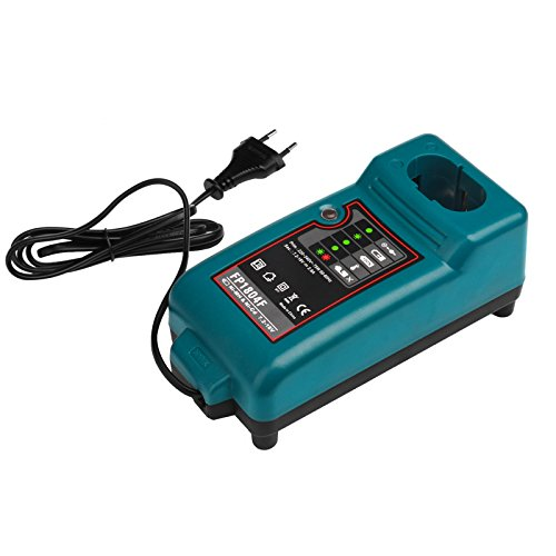 Cargador para Makita dc7100, DC9700, DC18RA, DC18SE, DC1414batería de 7,2V 18V Ni-Cd & NI-MH Cargador de batería de repuesto laipu Duo