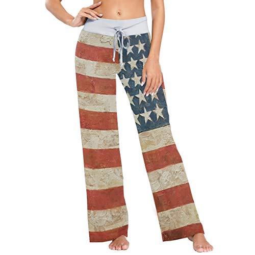 FANTAZIO Pantalones de pijama United para mujer