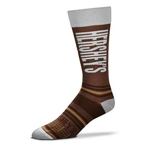 For Bare Feet Hershey Novelty Sock