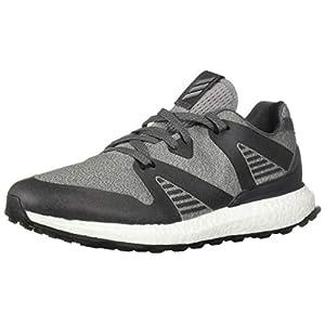 adidas Men's Crossknit 3.0 Golf Shoe, Grey Three/Grey Five/core Black, 11.5 M US