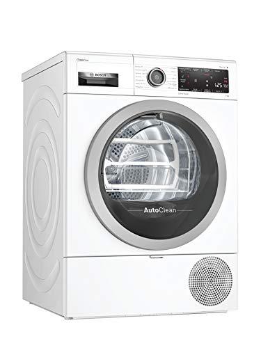 Bosch Electrodomésticos - Secadora serie 8 WTX87KH9IT de 9 kg, silenciosa, antivibraciones, clase A++