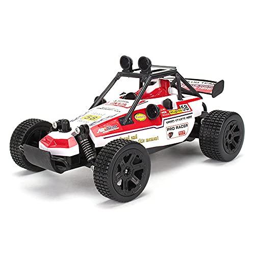 ZDYHBFE Vehículo todoterreno recargable Coche de control remoto de alta velocidad Coche de juguete para niños Coche de escalada de 2,4 GHz 1:20 Graffiti Racing RC Drift Car Niño Niñas Juguete de cumpl